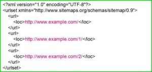 サイトマップの記述法3